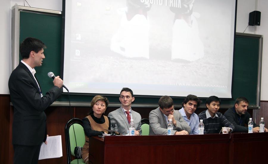 Дискуссия об электронной торговле в Казахстане на BIF 2013