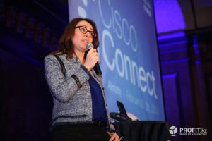 Cisco Connect в Алматы: акцент на мобильность