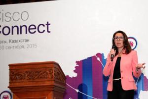 ВАлматы проходит Cisco Connect 2015