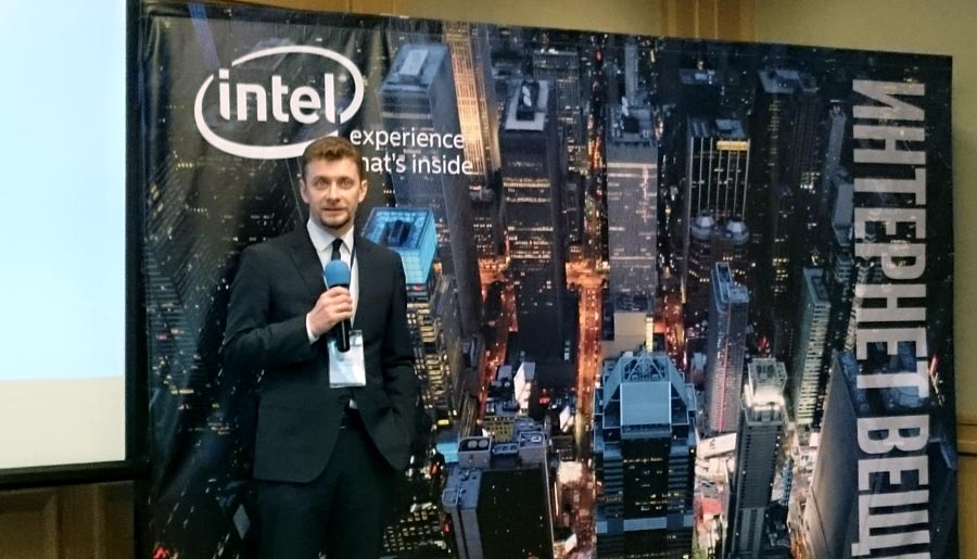 Intel Channel Day 2015