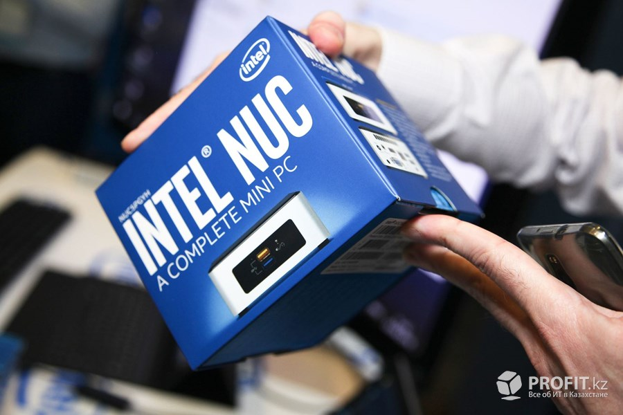 Intel Nuc, PROFIT Industry Day