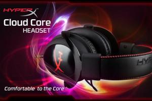 Kingston HyperX Cloud Core: доступная цена стоповыми характеристиками