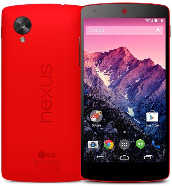 Смартфон LG Nexus 5 – лучший выбор для тех, кто пользуется современными преимуществами мобильных технологий