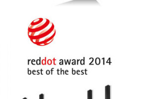 Продукция LGудостоена высшей награды задизайн Red Dot AWARDS 2014
