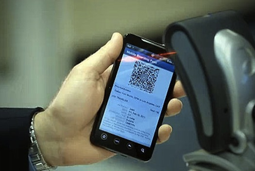 how to scan boarding pass to apple wallet
