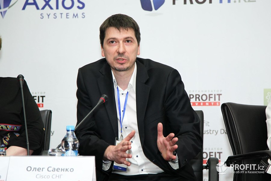Олег Саенко, PROFIT Industry Day