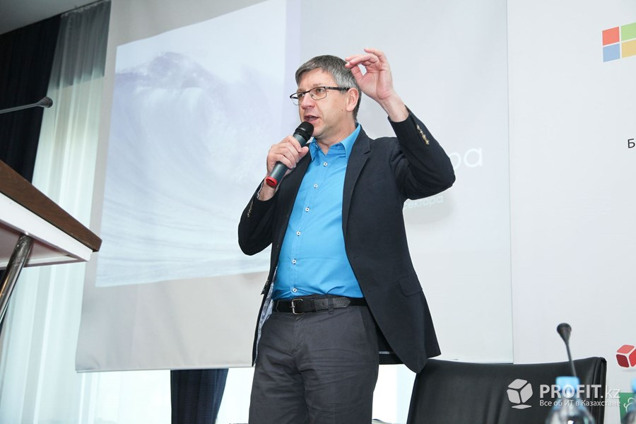 Антон Арнаутов на PROFIT Finance Day 2016