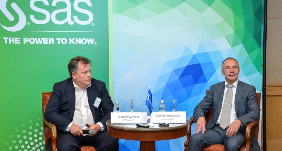 19.09.2016 Рост рынка на 15% в сфере аналитики больших данных ожидает SAS в Казахстане