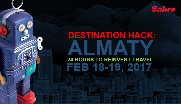 Destination Hack Almaty