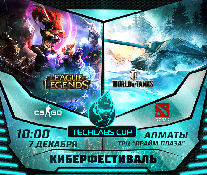TECHLABS CUP KZ 2013