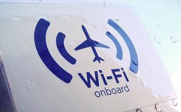 Air Astana интернет в самолете