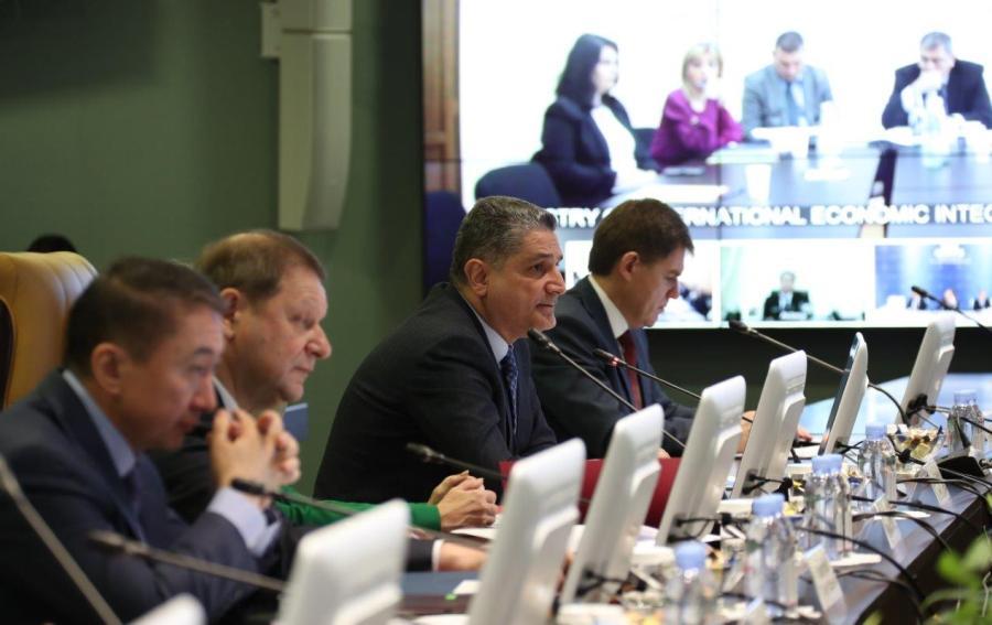 Принят план развития единой информационной системы ЕАЭС на 2017-2018 годы