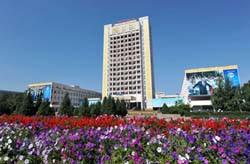 КазНУ представил собственные инновационные разработки наказахстанско-российском форуме