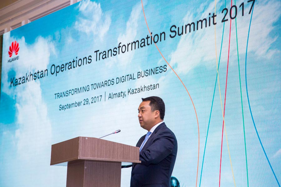 Kazakhstan Operation Transformation Summit