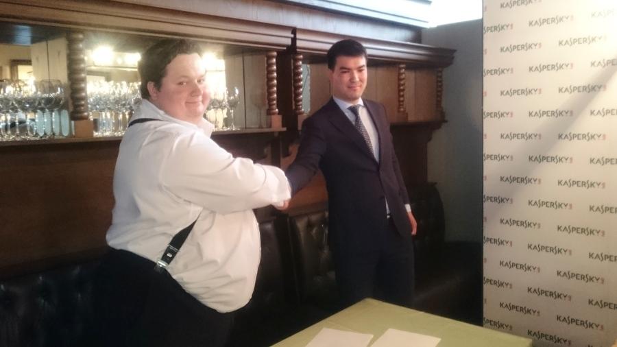 Лаборатория Касперского и Бейкер Тилли Казахстан подписали меморандум о партнерстве