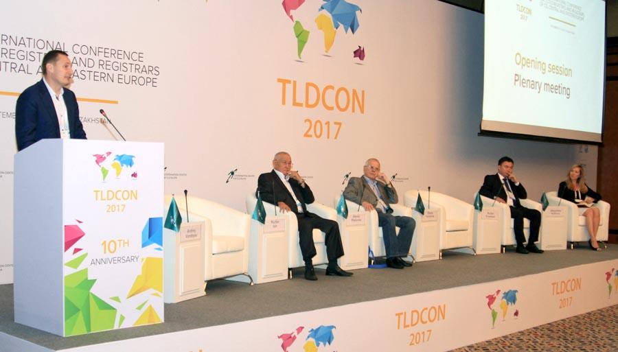 В Алматы прошла конференция TLDCON 2017