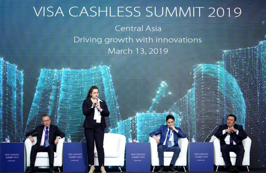 Visa Cashless Summit 2019