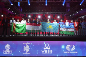 Определились победители финала отборочного этапа World Electronic Sports Games 2019: Central Asia