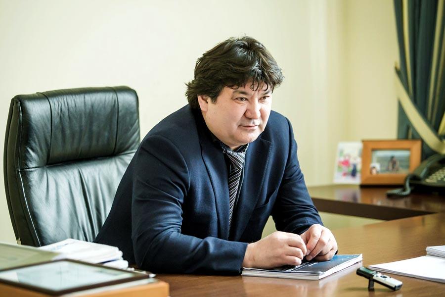 Марат Абдилдабеков, Казахтелеком: для нас нет нереализуемых задач!