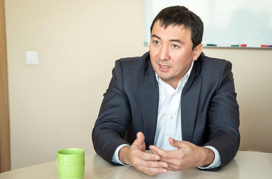 Канат Абиров