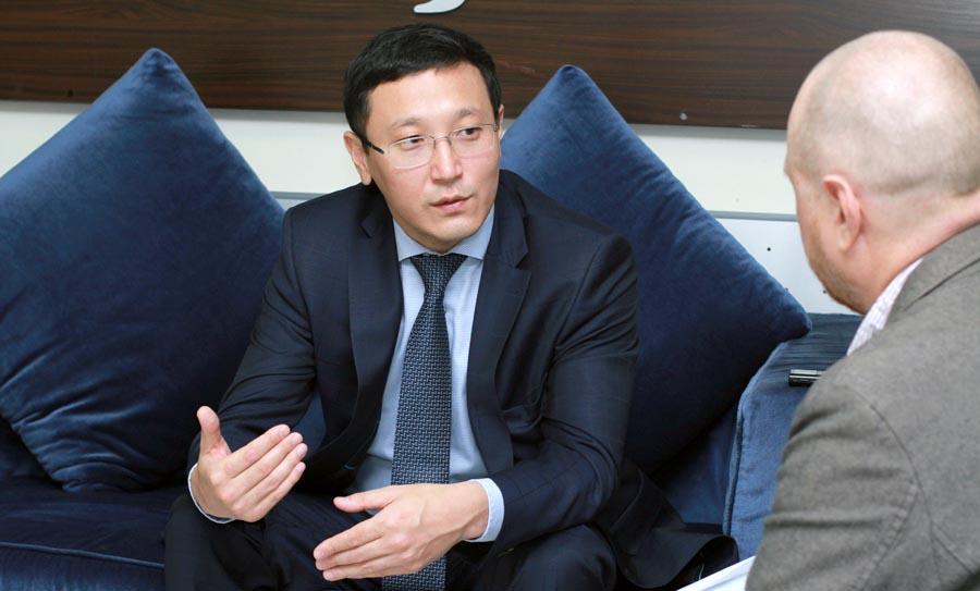 Руслан Енсебаев, Зерде