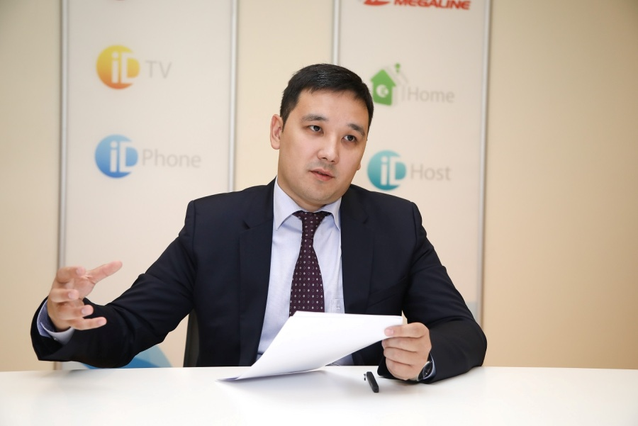 Куат Сандалов, Казахтелеком