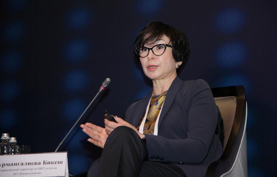 Бикеш Курмангалиева, Reimagine 2018