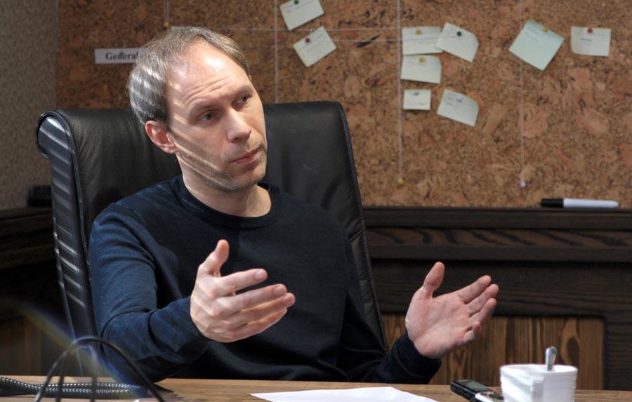 Игорь Рыбаков, DAR