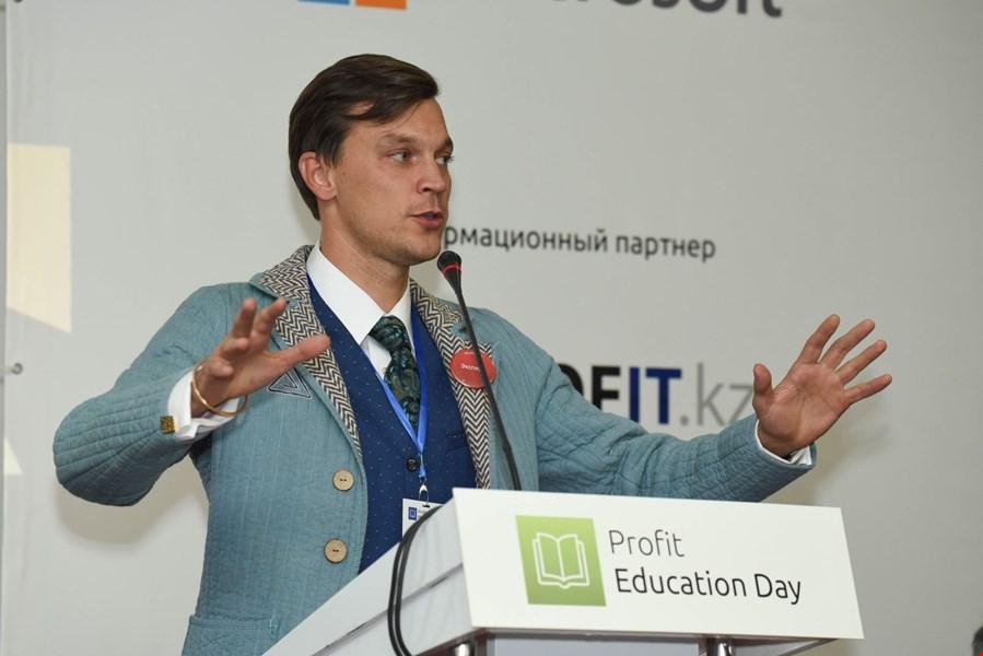 PROFIT Education Day 2017, Валерий Зубанов