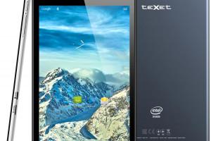 X-pad FORCE 8i 3G — планшет со знаком качества