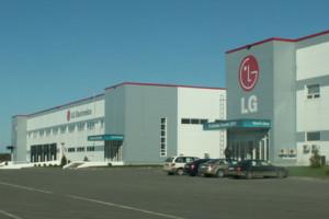 LGначинает производство усовершенствованной линейки плазменных телевизоров 2010 года