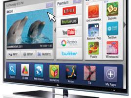 LGпредставляет новую линейку телевизоров SmartTV