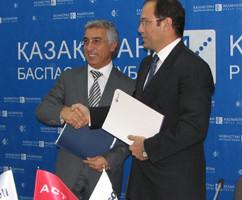 Microsoft иGSM Kazakhstan договорились осотрудничестве