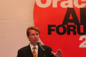 Oracle представил вКазахстане стратегии вобласти бизнес-приложений