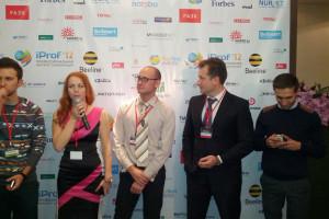 iProf 2012 — площадка для профессионалов набирает популярность