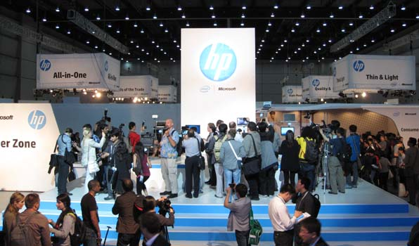 HP Global Influencer Summit 2012
