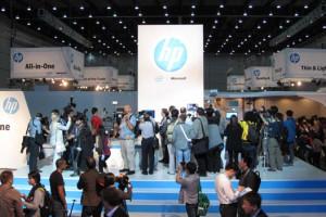 HP: курс на мобильность
