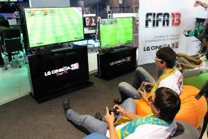 Премьера FIFA 13 в Казахстане