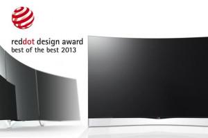 Компания LG удостоена престижных дизайнерских наград red dot и iF