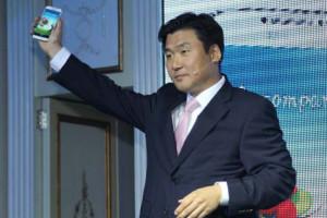Samsung Galaxy S4представлен вКазахстане