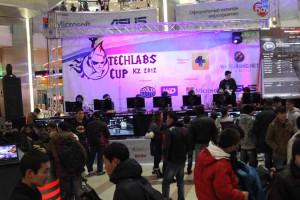 В Алматы прошел финальный этап киберспортивного фестиваля Techlabs Cup KZ 2012