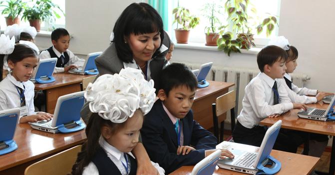 В 2013 году проект e-learning охватит 926 организаций образования