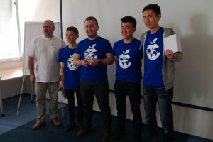 ВАлматы состоялся казахстанский финал международного IT-конкурса Imagine Cup